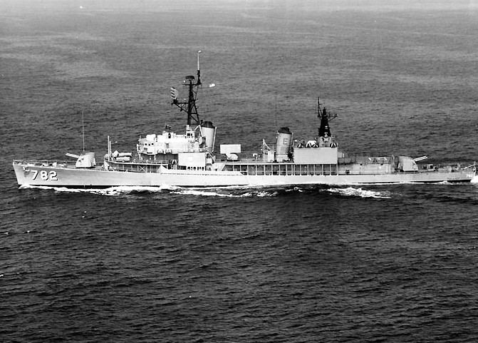 USS_Rowan_DD782_USN Photo