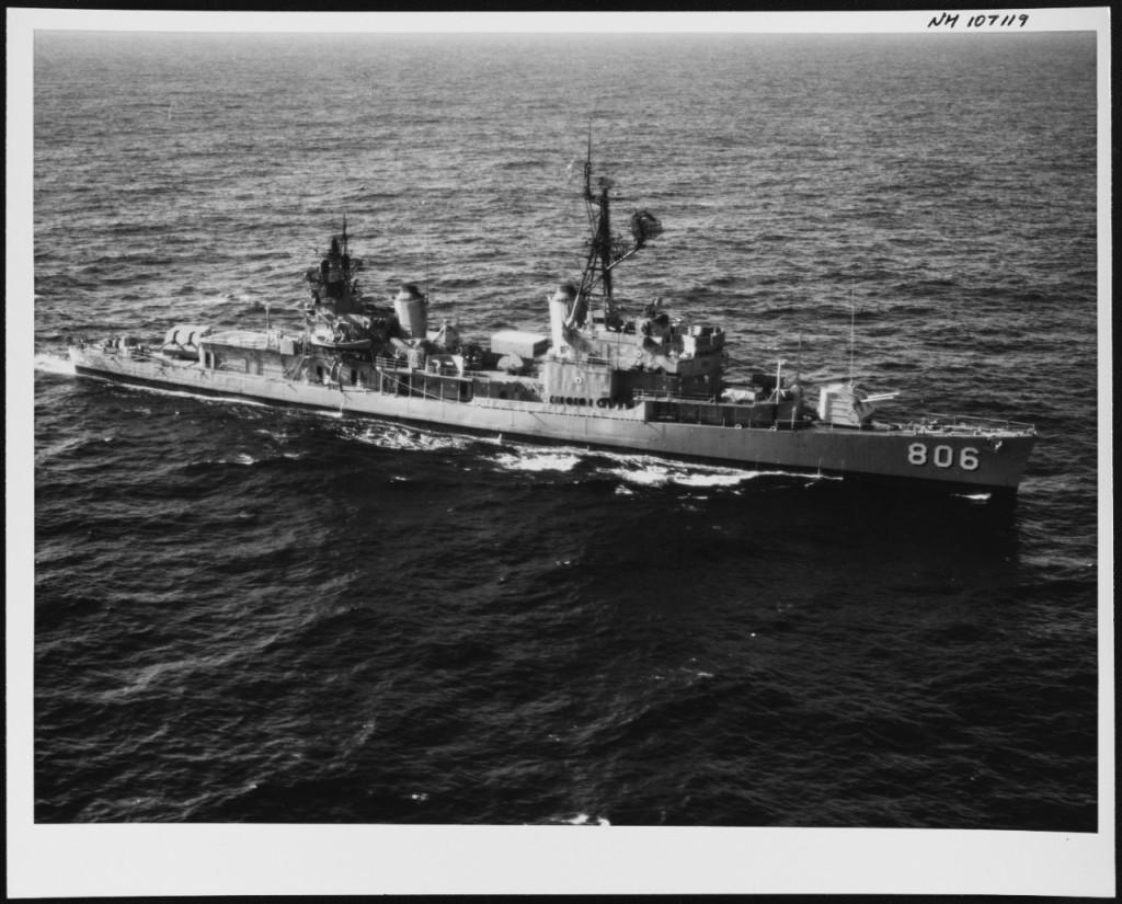 USS_Higbee_DD806_USN_Photo-NH 107119_1970