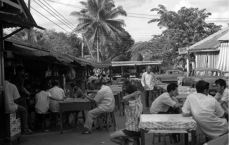 Sembawang Village _Makan stalls
