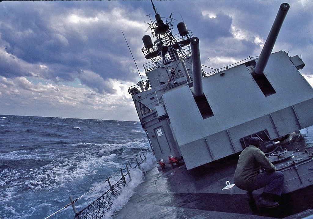 USS Hawkins_DD873_Rolling_Gary_McCaughey