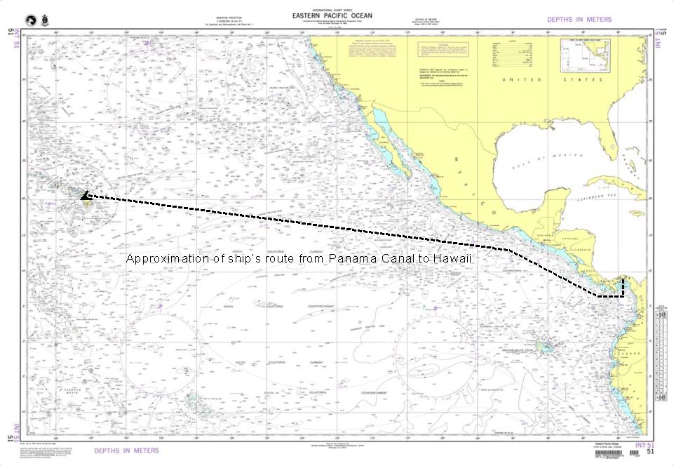 E_Pacific_O_Ship_route